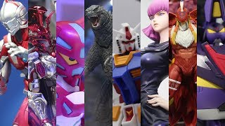 AnimeJapan 2019 BANDAI SPIRITS Exhibition / バンダイスピリッツ 出展アイテム