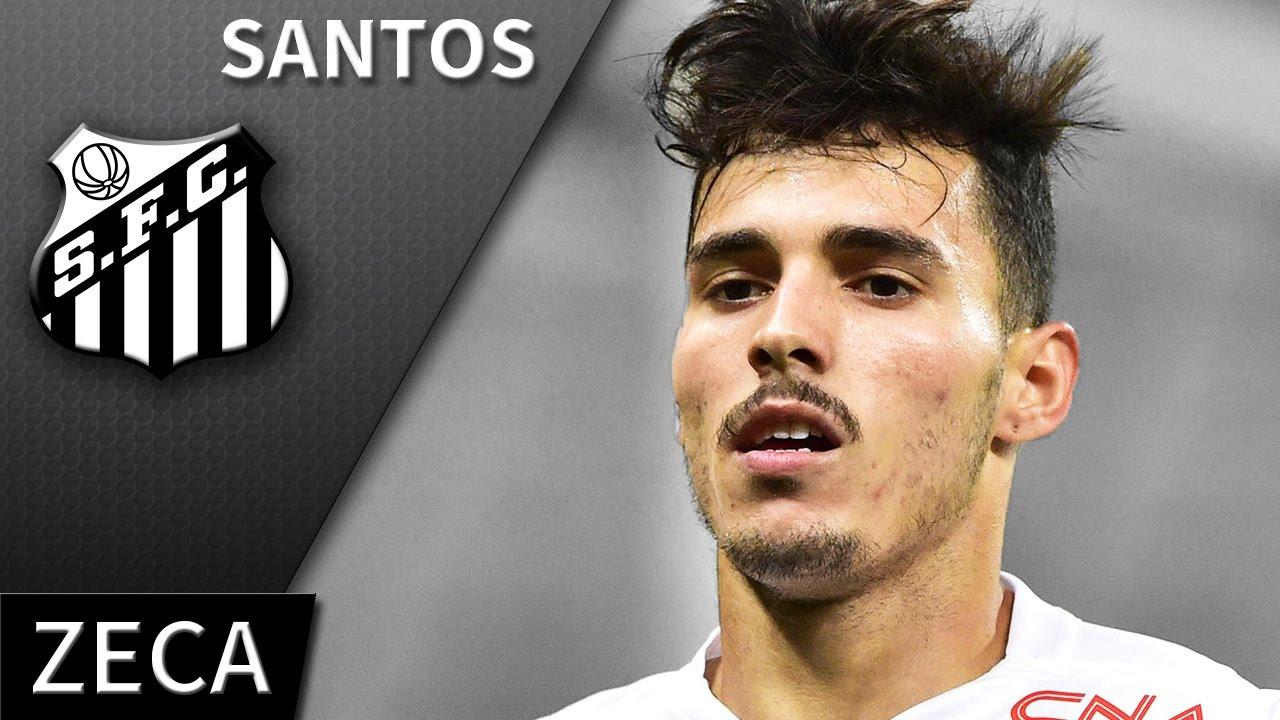 Zeca • 2017 • Santos • Best Defensive Skills & Goals • HD ...
