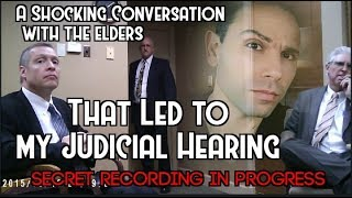 The Conversation that Landed me in a Judicial Hearing [RECORDING]