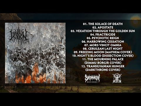 Mazikeen - The Solace Of Death (2020) [Full Album]