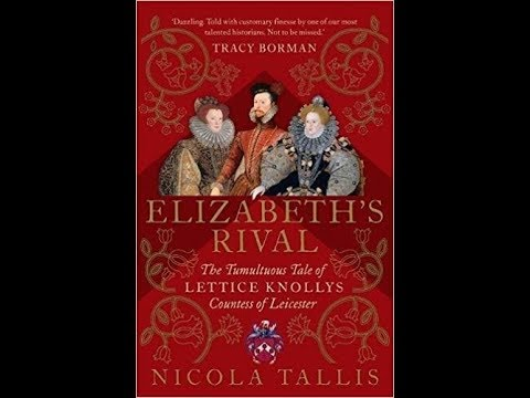MWN Episode 056 - The Tudor Triangle - Elizabeth I, Robert Dudley, and Lettice Knollys