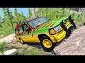 Off Road Crashes & Fails #13 – BeamNG Drive | CrashBoomPunk
