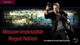 Mission Impossible : Rogue Nation : Kill All Enemies [Android Game]  Youtube