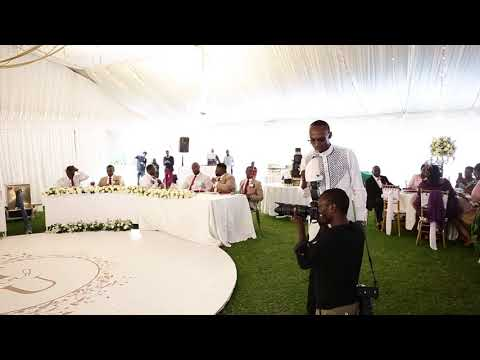 DR. OFWENEKE WEDDING MC JOKES AT WINDSOR GOLF HOTEL AND COUNTRY CLUB NAIROBI KENYAN NIGERIAN WEDDING
