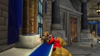 как остановить получение опыта в mmo World of Warcraft