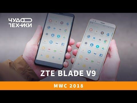 Быстрый обзор | смартфон ZTE Blade V9