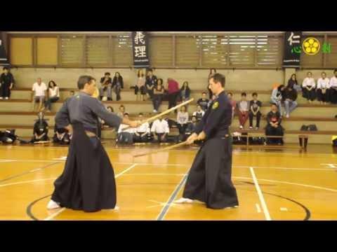Niten Ichi Ryu - 14°TBEK Apresentação