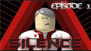 Lets play ''ROBLOX: Silence!'' (I BEAT A ROBOT WITH A MUG AND EXPLODED IT WITH MY FISTS)