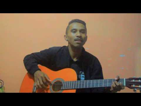Adera-Melukis Bayangmu (cover by Jetly Halapiry)