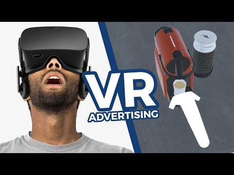 How To Advertise in VR I Virtual Reality Advertising I VIRE