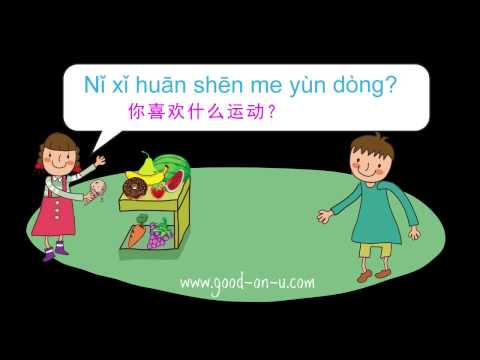 Chinese dialogue practice