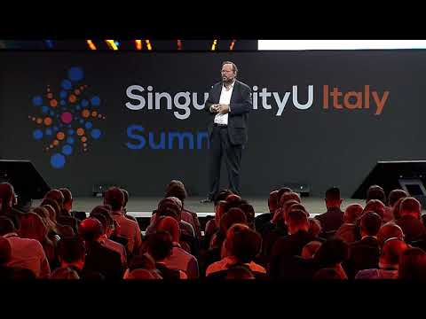 David Orban | Tokenization Of Business Models | SingularityU Italy Summit 2018