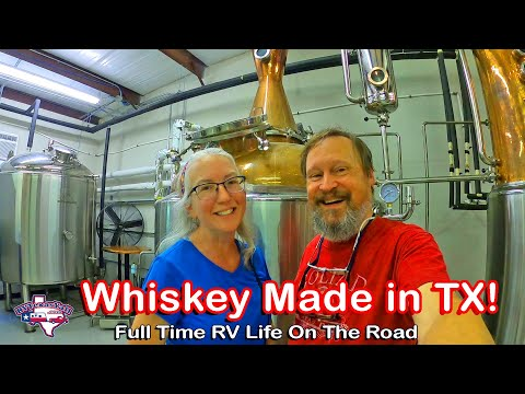 Family Owned Distillery Tour   How Whiskey Is Made
