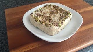 Comment préparer le Halva (Halwa turk)