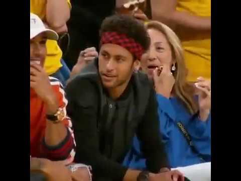 Lebron James'in smacı ve Neymar'ın şaşkınlığı.