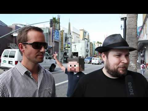 Interview with Minecraft creator Notch and Carl from Mojang