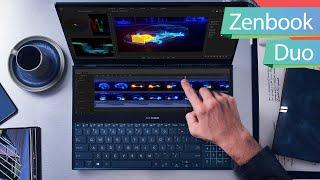 Asus Zenbook Duo UX481 Review: Chiếc laptop 2 Màn Hình của Asus có gì hot?