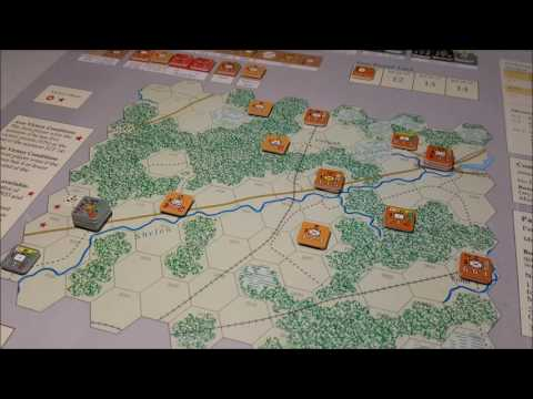 Barbarossa Army Group North: Learning Scenario Part 1 GMT Games