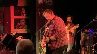 Stevie Nimmo trio - blues Promotion Dongen