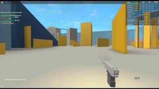 roblox Gun fight series ep. 1