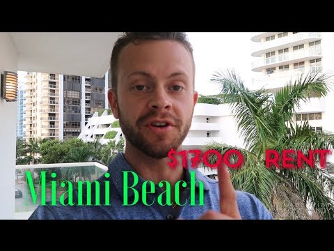 $1700 For Rent COLLINS AVE Miami Beach