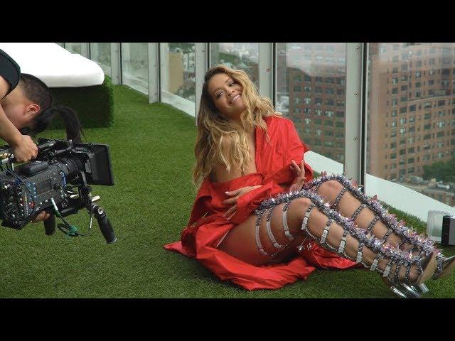 Rita Ora - Anywhere (Behind The Scenes)
