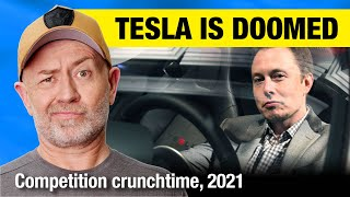 Why Tesla is doomed in 2021 | Auto Expert John Cadogan