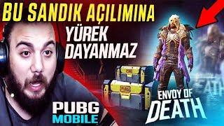 OHA BU SANDIK NE BÖYLEE! PUBG Mobile Premium Kutu Açılımı