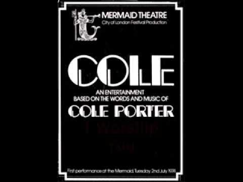 COLE part 3 -- BILL KERR / RAY CORNELL / LUCY FENWICK / ROD McLENNAN - Cole Porter Revue 1974