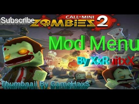 call of mini zombies 2 mod menu apk