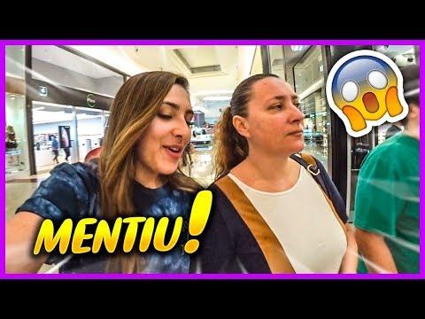 MINHA MÃE MENTIU PRA MIM!