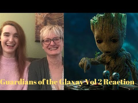 Baby Groot Steals The Show! Guardians Of The Galaxy Vol 2 REACTION!