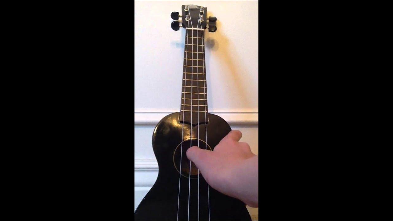 standard ukulele tuning tutorial youtube. Black Bedroom Furniture Sets. Home Design Ideas