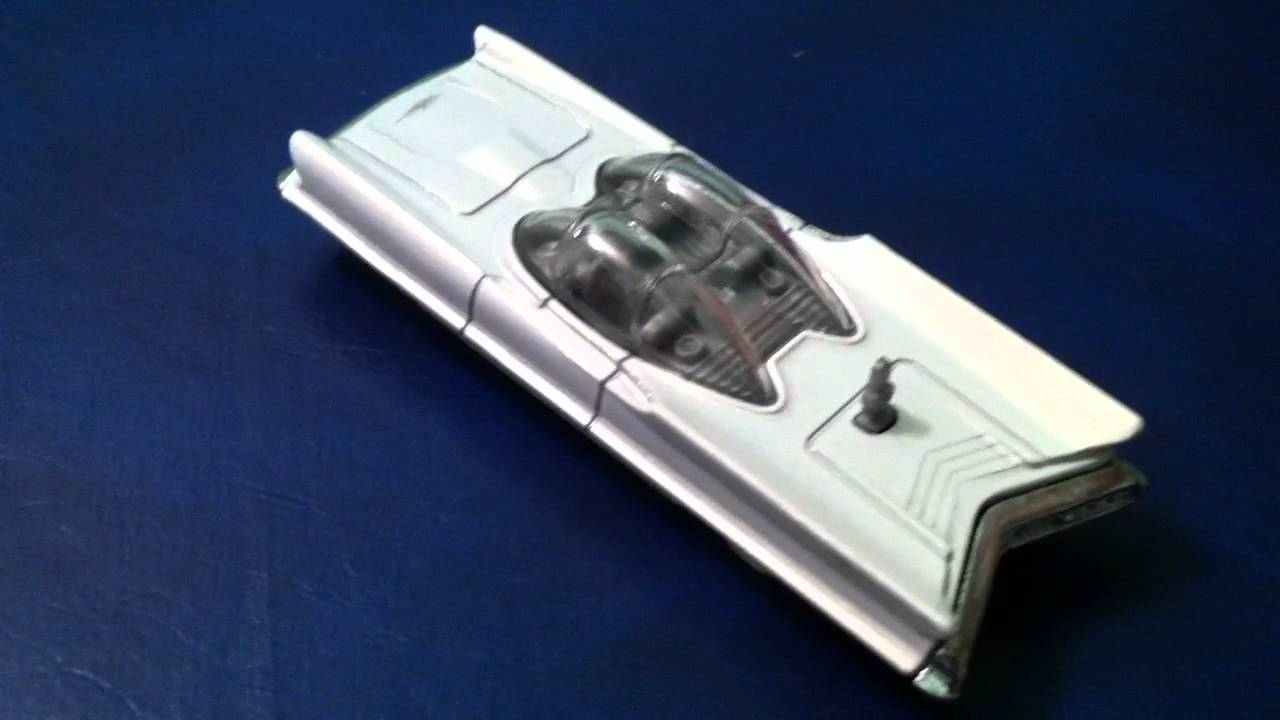 1959 lincoln continental convertible submited images pic2fly - The Batmobile To Be 55 Lincoln Futura Concept Youtube