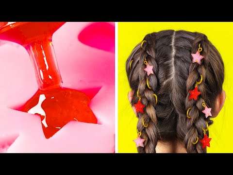 24 CUTE HAIRSTYLE IDEAS YOU DIDN'T KNOW BEFORE thumbnail