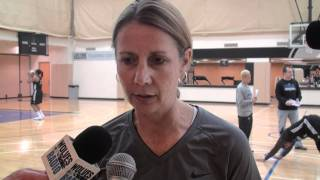 WNBA Finals: Minnesota Lynx head coach Cheryl Reeve