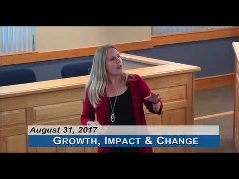 """""""Growth, Impact and Change"""" in Colorado"""