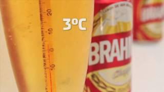 Brahma: Como gelar a cerveja em 3 minutos - O teste #DicaBrahmeira