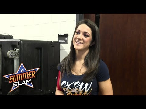 Bayley offers an injury update and a big...