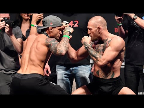 UFC 257: Dustin Poirier and Conor McGregor Final Faceoff