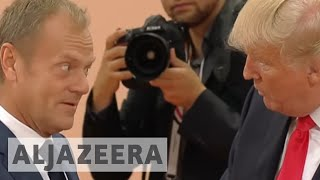 G20: Trump left isolated on climate change