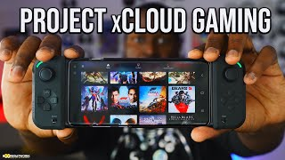 Project xCloud: The Portable Xbox!