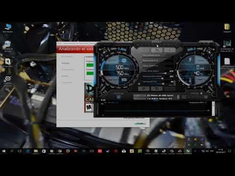 INSTALAR DRIVERS AMD ATI HD 4000/3000/2000/ WINDOWS 10
