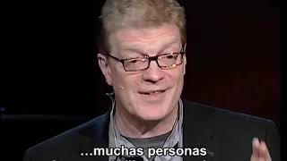 Sir Ken Robinson Las escuelas matan la creatividad TED 2006