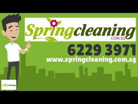 Spring Cleaning Singapore - Introduction
