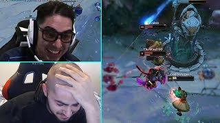 Trick2G Pops Off But This Happens Next..! | Moe Demoted to Diamond 1 | LoL Stream Moments #66