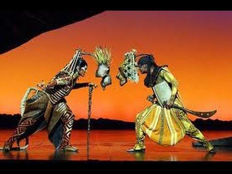 Shaun King >> Interview Shaun Escoffery - Lion King Mufasa Lyceum Theatre London - YouTube