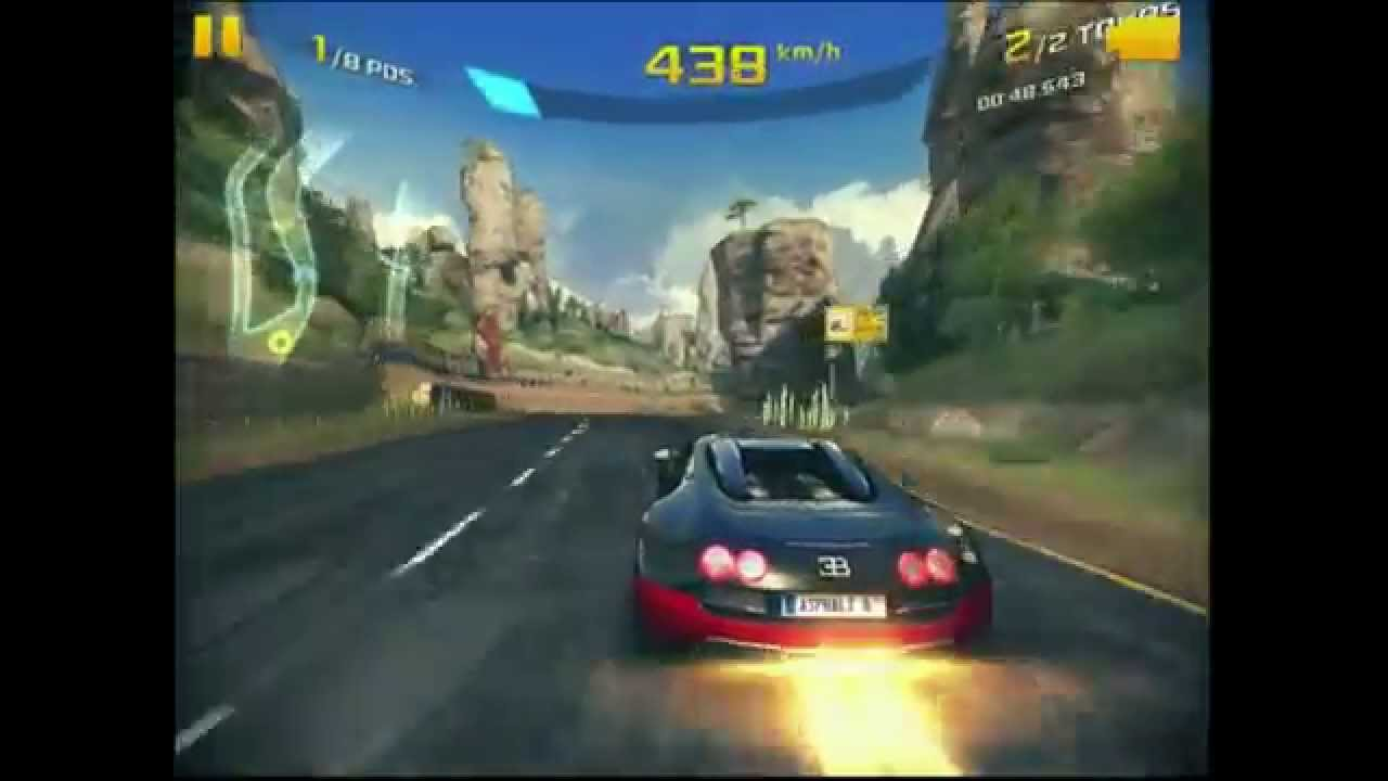 gameplay asphalt 8 bugatti veyron grand sport 16 4 great wall china chine youtube. Black Bedroom Furniture Sets. Home Design Ideas