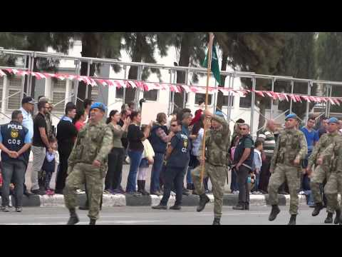 Republic Day of Turkey in Northern Cyprus 29-10-20