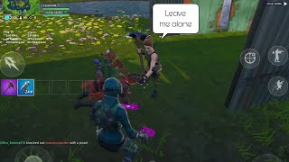 Trolling a defaults teammate